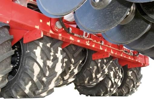 почвоуплътнителни гуми
