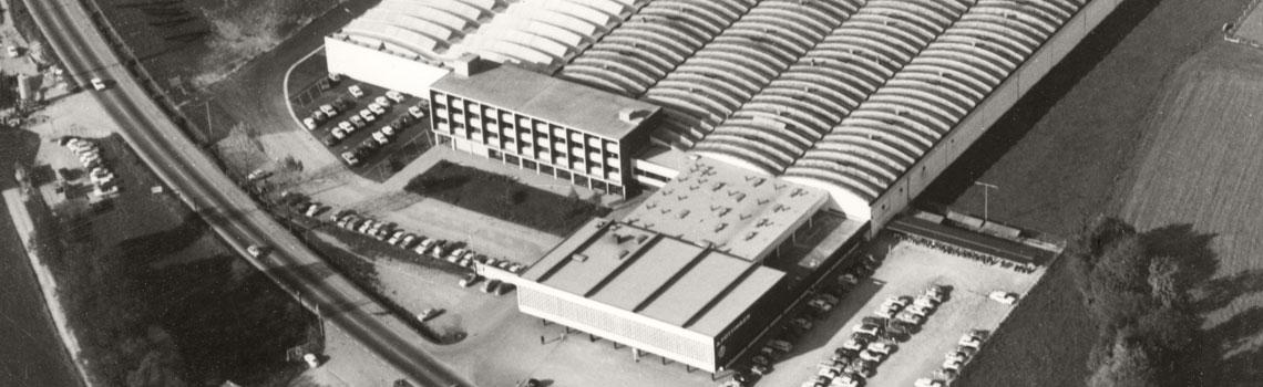 Пьотингер централа Грискирхен 1971